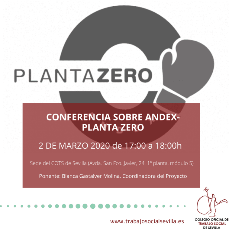 CONFERENCIA ANDEX PLANTA ZERO