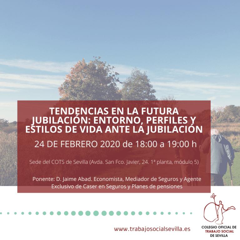 Conferencia gratuita: Tendencias en la futura jubilación