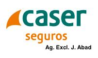 La imagen tiene un atributo ALT vacío; su nombre de archivo es CaserSeguros.Ag_.J.Abad_.Logo_.D.png